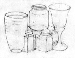 Still Life Pencil Drawing By Carolin54323 On Deviantart Pencil Drawings Easy Still Life Drawing Still Life Drawing