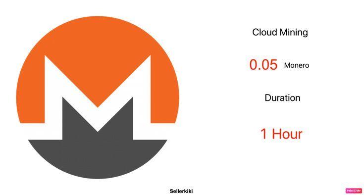 At least 005 monero 1 hours monero xmr cryptocurrency