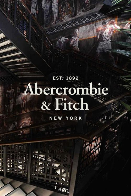 Abercrombie & Fitch Redesign Concept | Design, Store ...