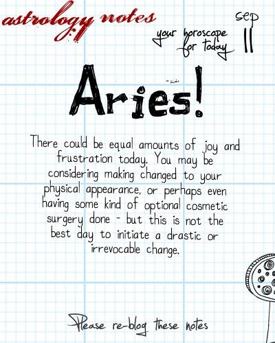Aries Astrology Note Hey Aries Follow Us For Horoscopes Every Day