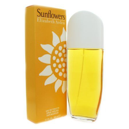 Elizabeth Arden – Elizabeth Arden Sunflowers Eau de toilette Perfume For Women 3.3 oz – Walmart.com
