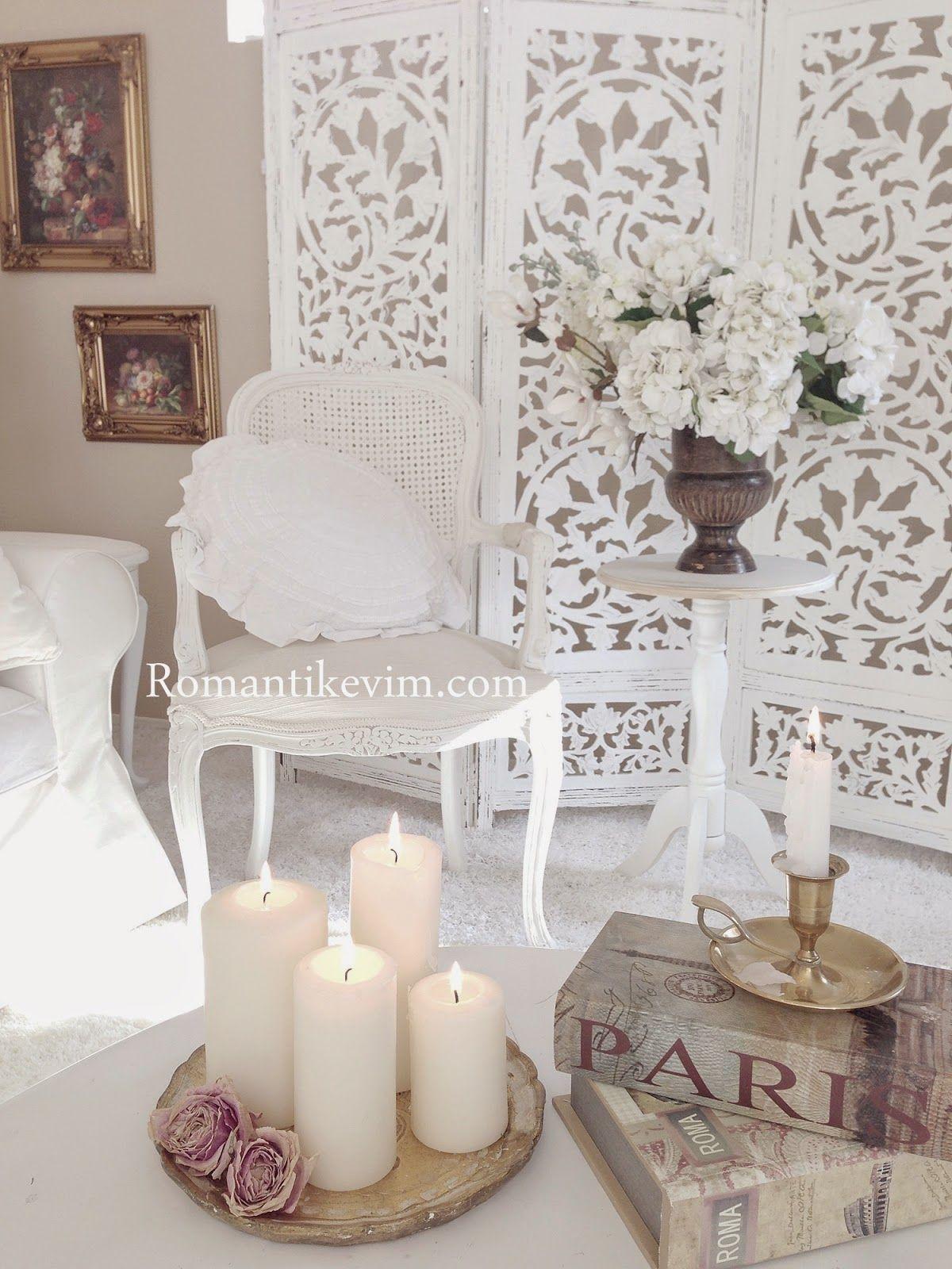Arredamento Shabby Chic Roma.My Shabby Chic Home Romantik Evim Romantik Ev Romantic