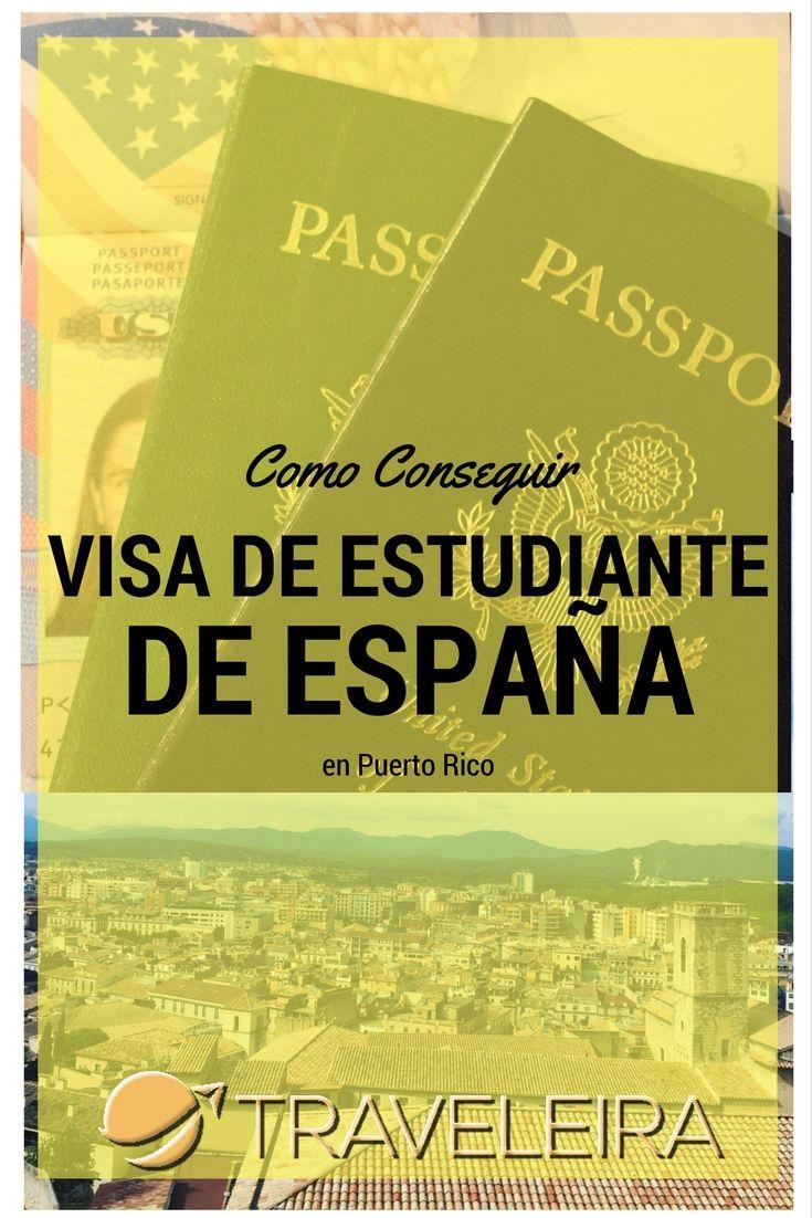 Como Conseguir Visa De Estudiante De Espana Puerto Rico