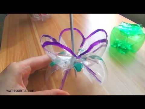 DIY Crafts,5 Brilliant Ways To Reuse Plastic Bottles.