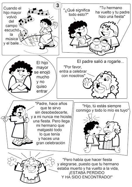 Fuente: elrincondelasmelli Fuente:dibujosparacatequesis Fuente: http ...