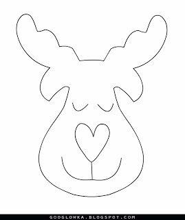 Who Wants A Reindeer Pattern Googlowka Christmas Reindeer