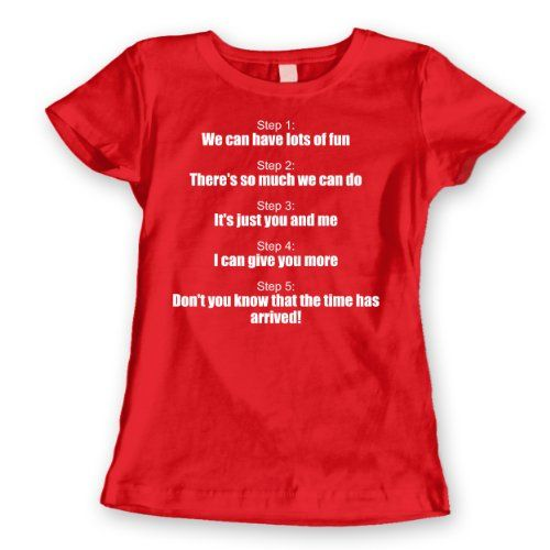 dfb48009a9b New Kids on the Block NKOTB Funny 80s Band Music Womens Shirt X-Large Red .