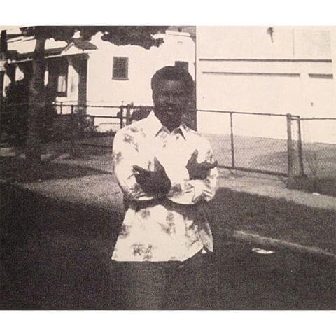 Raymond Washington #Crip#Founder#RaymondWashington#OriginalCrip