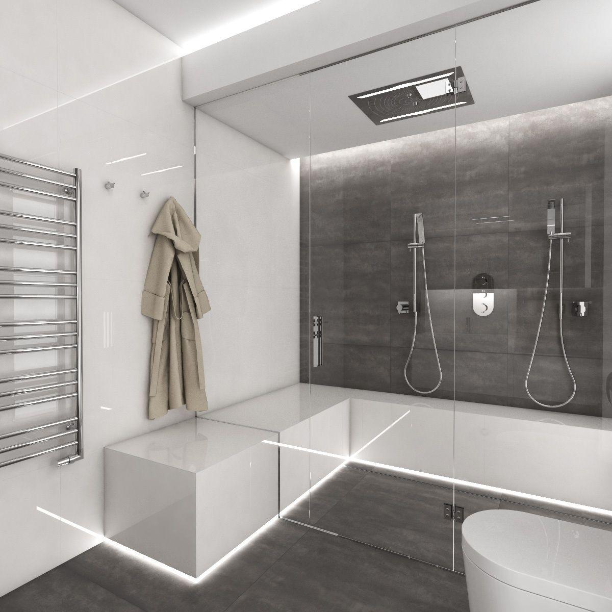 Perfekt Modernes Badezimmer MINIMAL Perfecto Design