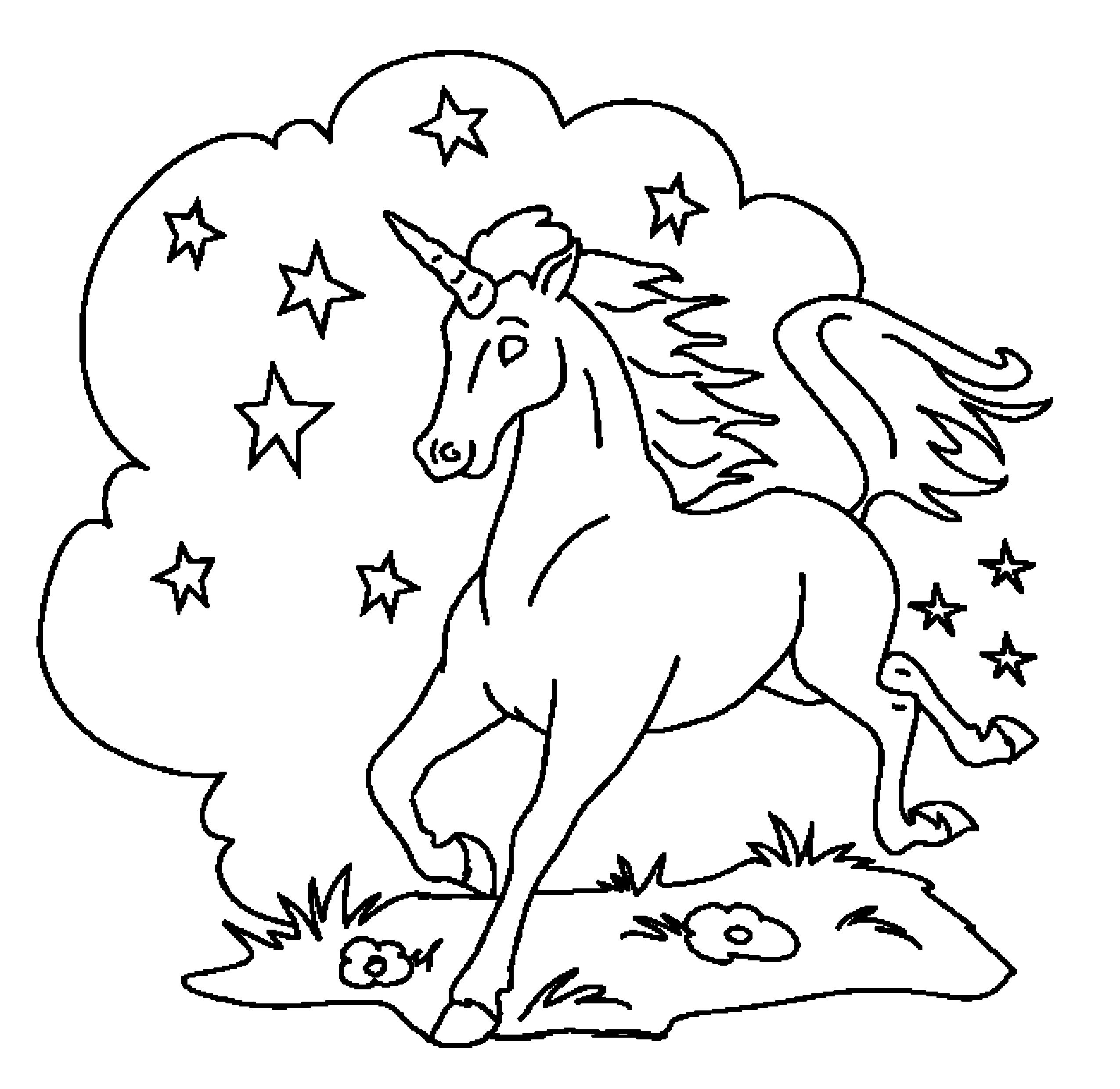 Print Download Unicorn Coloring Pages For Children Printable Free Coloring Books Unicorn Coloring Pages Horse Coloring Pages Puppy Coloring Pages