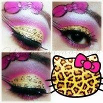 leopard+Hello+kitty+