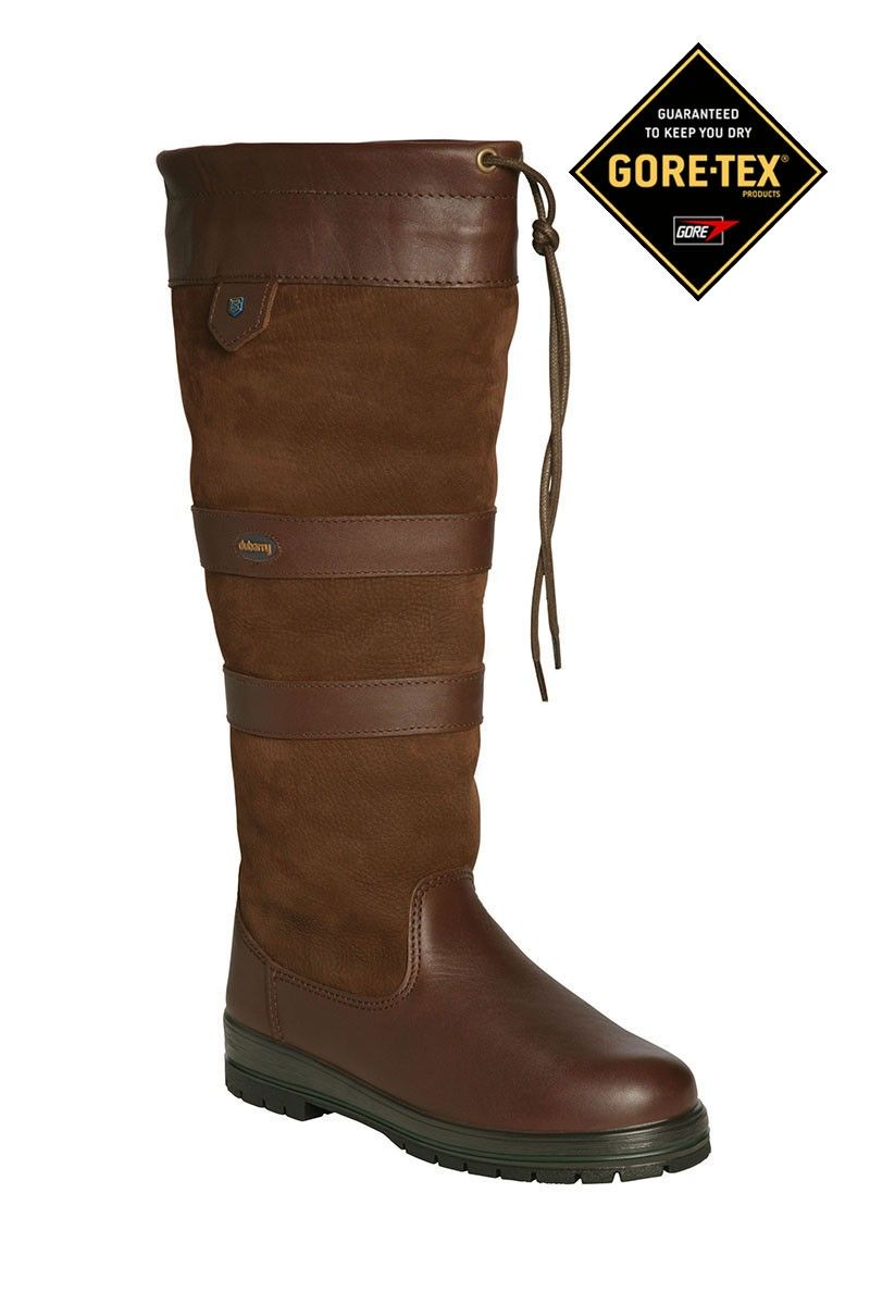 Dubarry Galway Ex Fit Equestrian boots. The classic