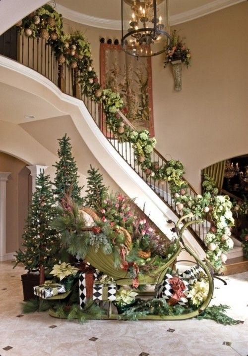 ТОП ИДЕЙ: Новогоднее оформление дома 2021, украшение дома ...