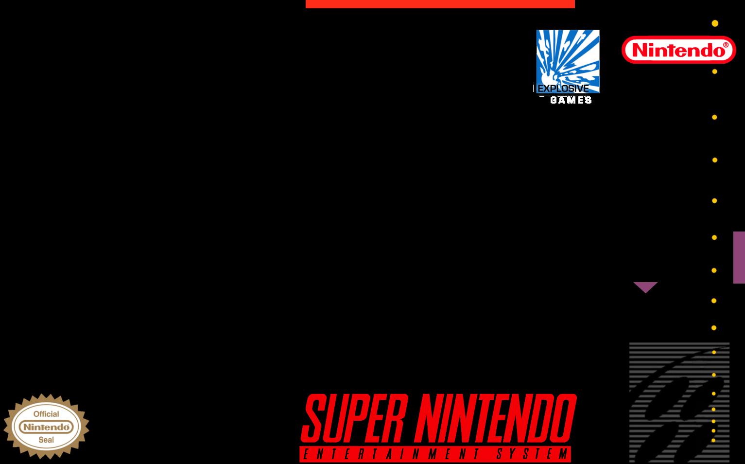 Super Nintendo Template | Tutorial/ Resources | Pinterest ...