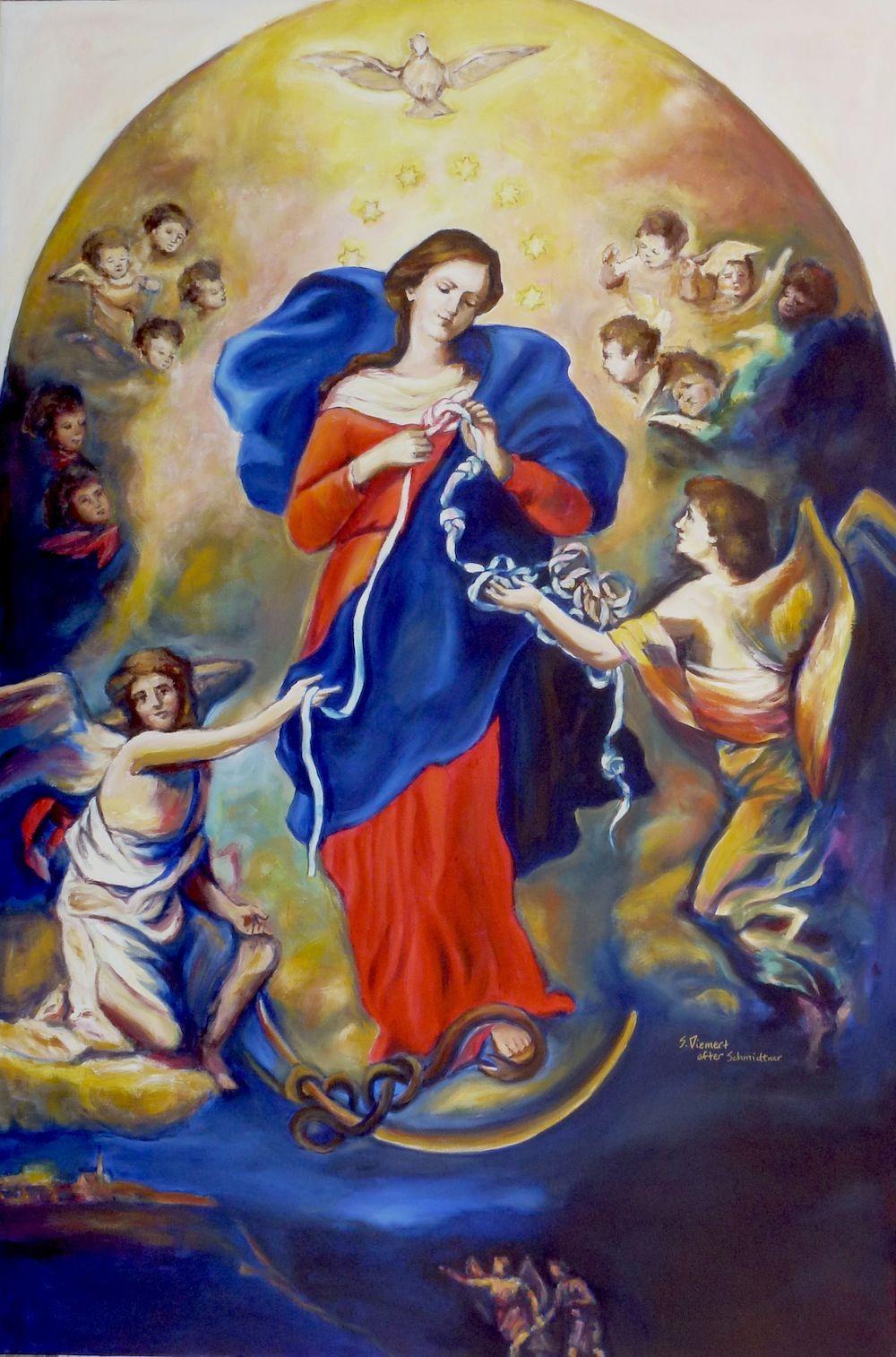 Novene nach St. Raphael für die Liebe