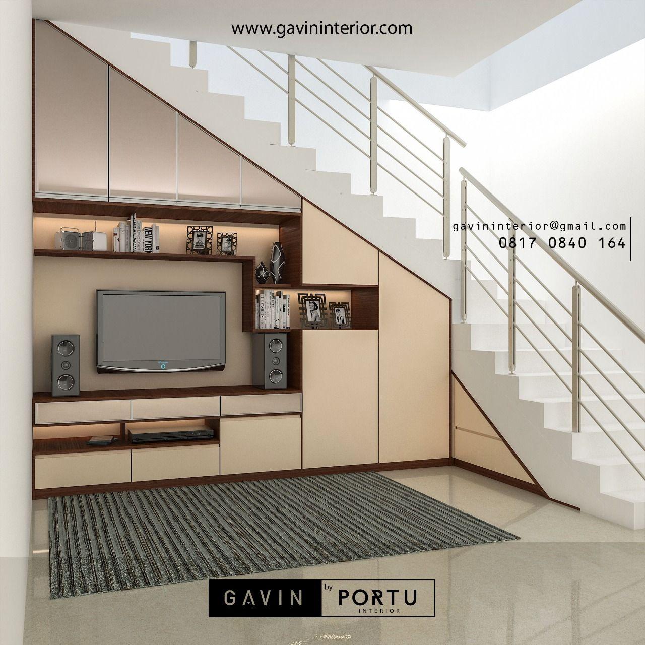 Ruang Bawah Tangga Rumah Minimalis Cek Bahan Bangunan Ruang bawah tangga rumah minimalis