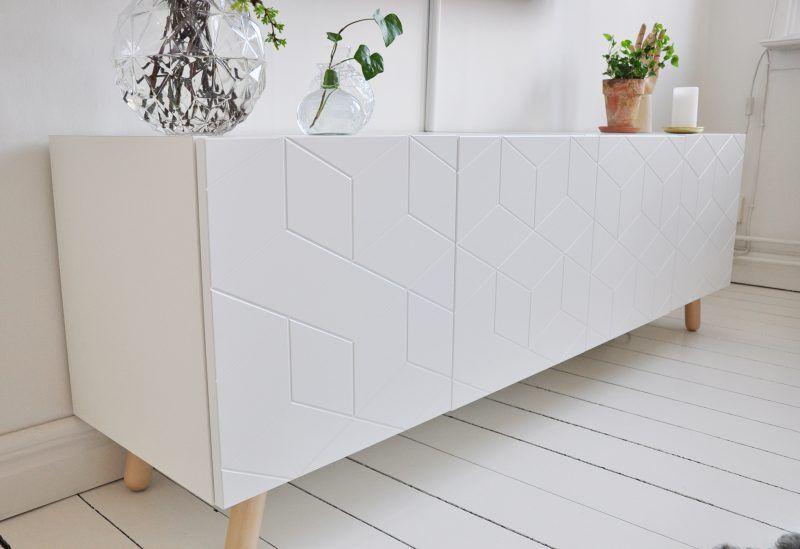Credenza 2 Ante Ikea : Ikea sideboard selber machen: wahnsinn was sie aus ihrem in