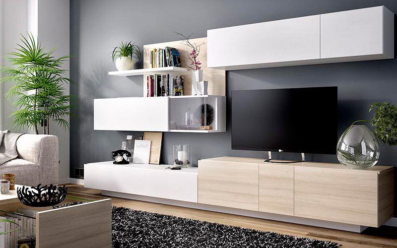 Salones modernos muebles capsir salon en 2019 - Muebles capsir ...