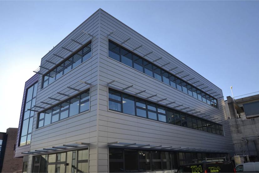 Settore aziendale Edilizia, Edifici e Design