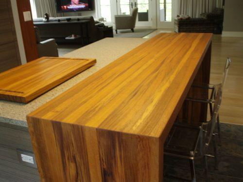 Wood Countertops Wide Plank Edge Grain End Grain And Live Edge