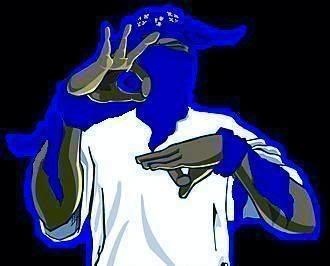 Crips Logo All Graphics » cartoon crips Gang culture