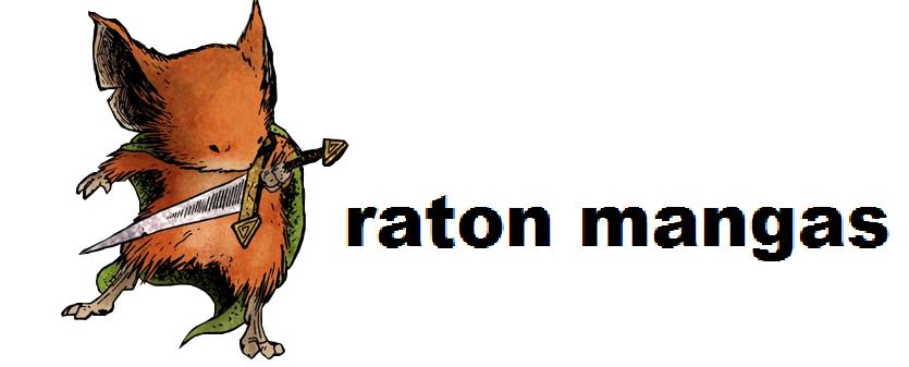 raton mangas y comics