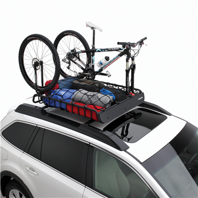 We Make Your Active Lifestyle Easy With This Roof Mounted Bike