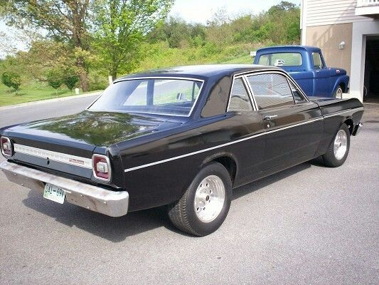 1968 ford ford falcon american classics ford motor co. Black Bedroom Furniture Sets. Home Design Ideas