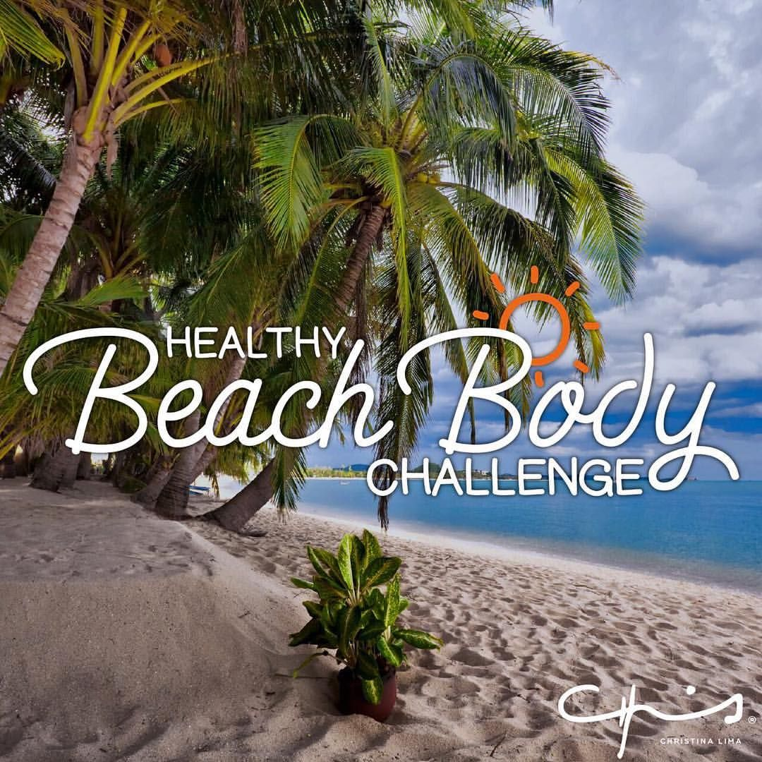 Pin On Healthy Beach Body Challenge