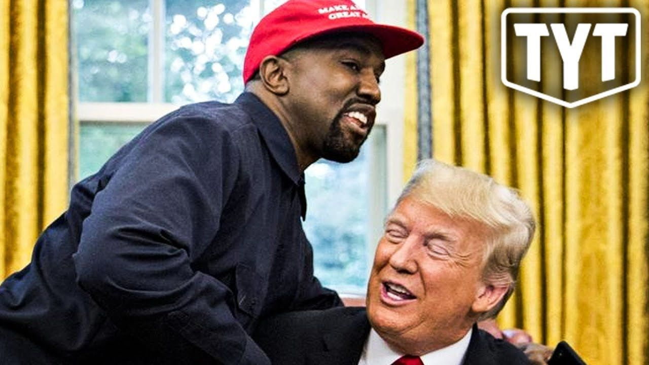 Trump And Kanye Are Pure Idiocracy Youtube Kanye Trump Idiocracy
