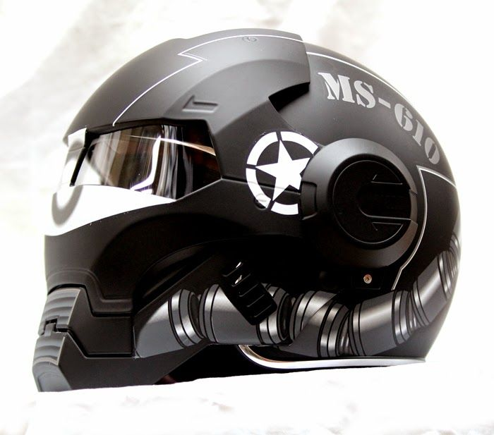 luusama motorcycle and helmet blog news masei 610 darth. Black Bedroom Furniture Sets. Home Design Ideas