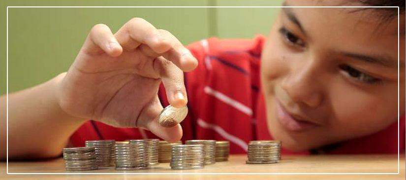 13 طريقة لتعليم الأطفال أهمية الادخار Money Lessons Teaching Kids Kids Money