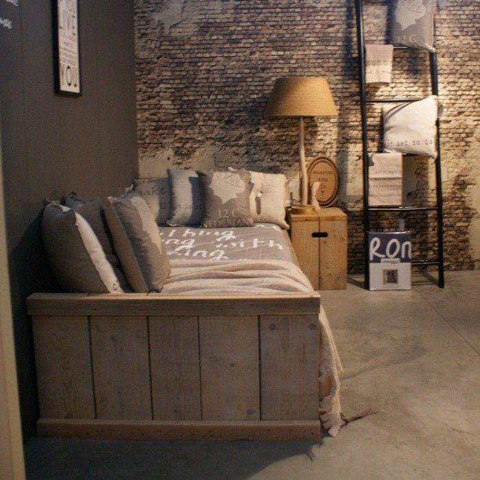 Slaapkamer voor een 39 grote 39 stoere jongenskamer for Decoratie industrieel