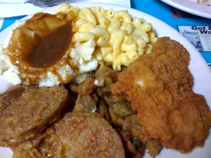 Homestyle Alabama Restaurants