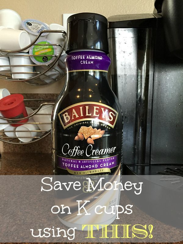 on how to save money on K cups by reusing plastic containers and filling reusable coffee containers yourself that is not messy anymore. Tips on saving.