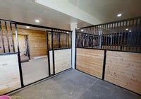 Barn Pros - The Denali Barn Apartment 48 - Matterport 3D ...