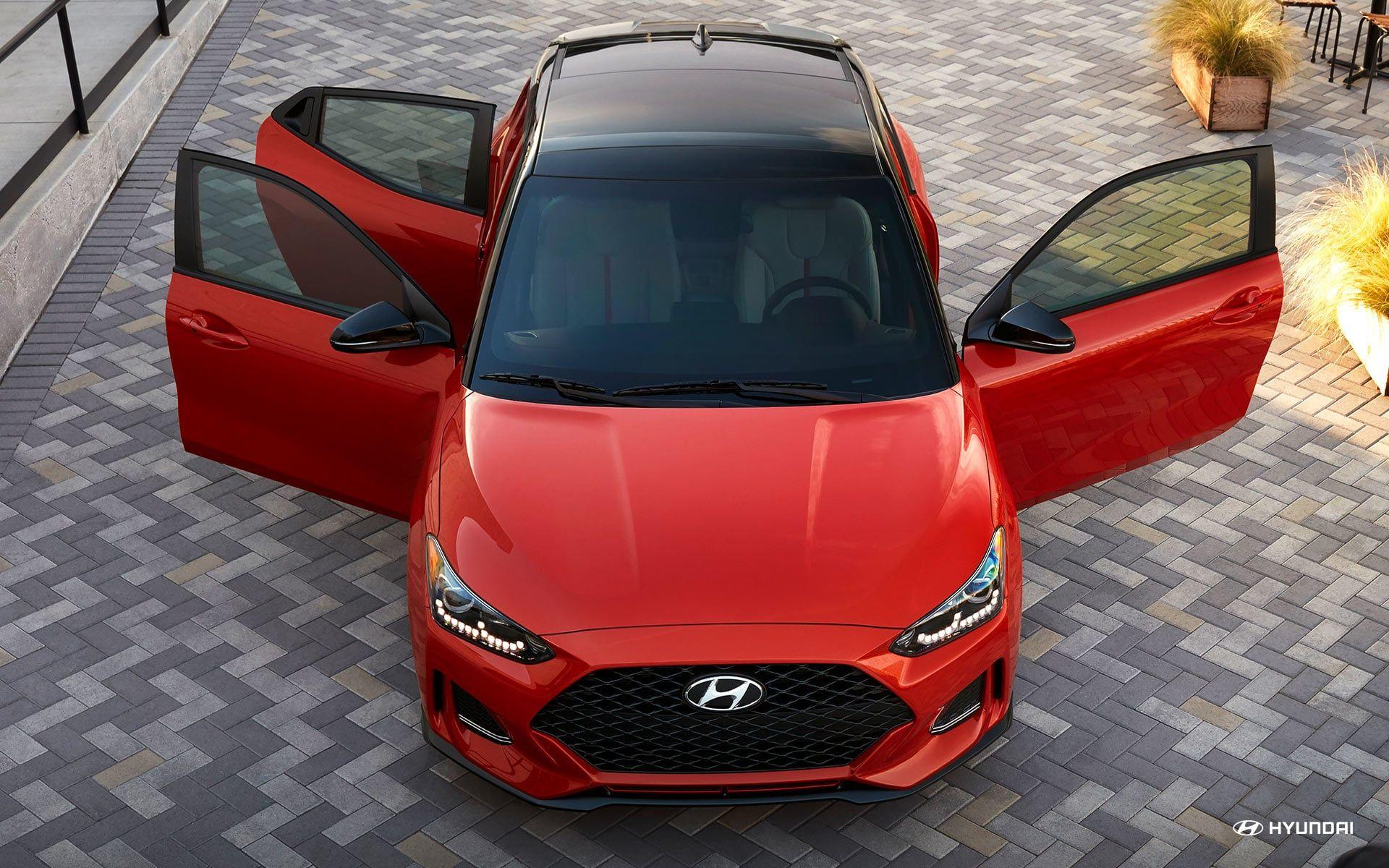 سياره هيونداي فيلوستر 2019 تتمتع السياره بتصميم رائع و متميز تتمتع ايضا بمحرك متميز في فئه الهاتشباك تتمتع ايضا السي Hyundai Veloster Veloster Turbo Hyundai