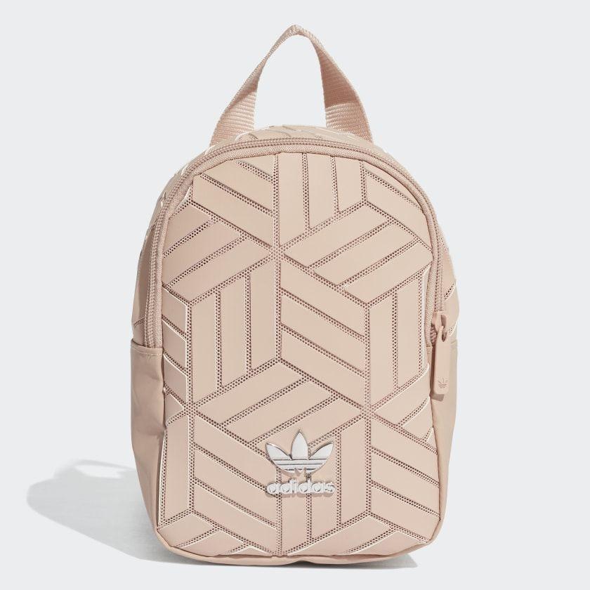 adidas 3d geometric mini backpack
