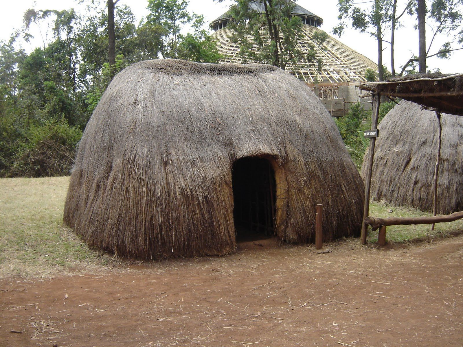 Different homes around the world besides the traditional houses at bomas you can also see performances