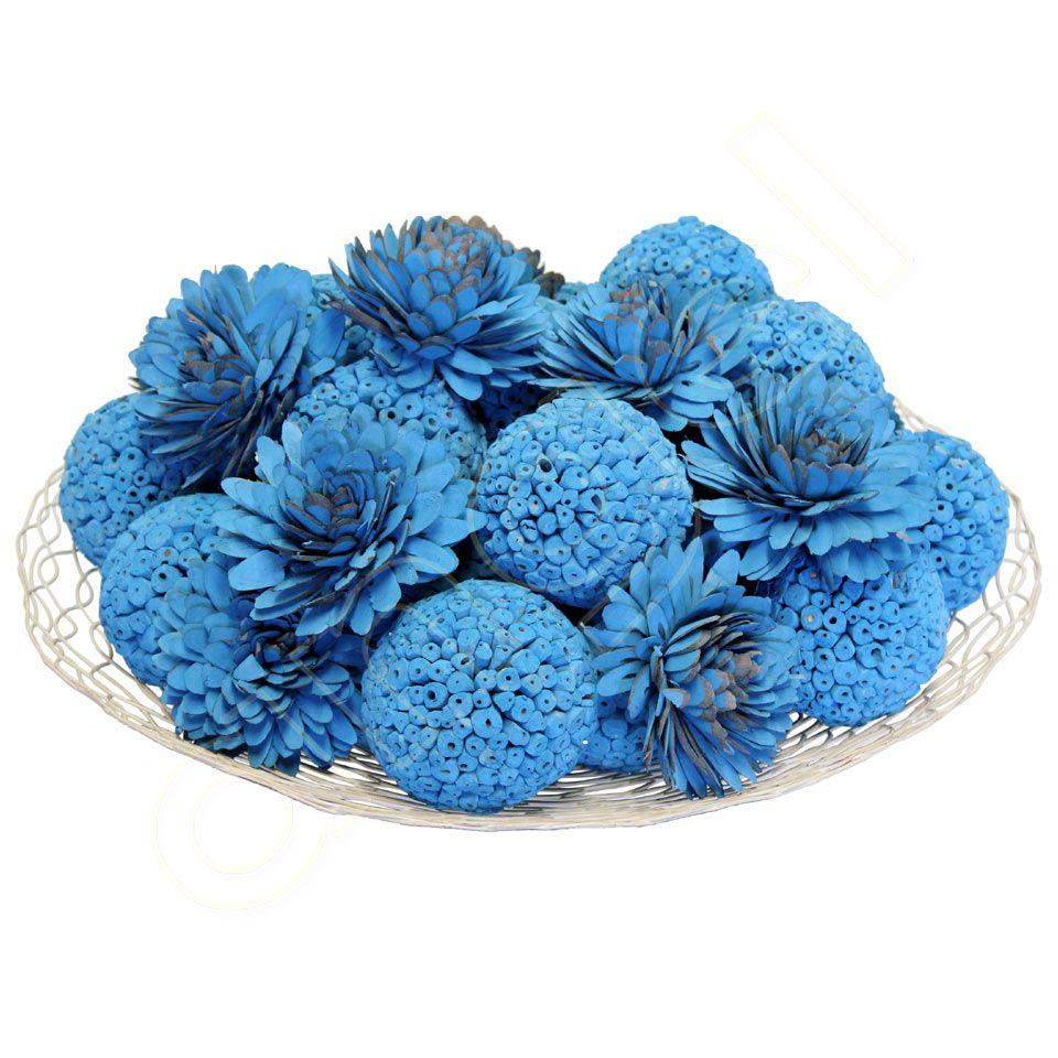Cheap Decorative Balls Cornflower Blue Large Decorative Balls I Cornflower Blue Balsa