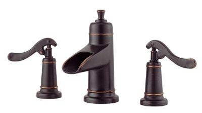 Looks Like The Old Fashion Well Pump Pfister Gt49 Yp1y Ashfield Widespread Lavatory Faucet Tuscan Bronze