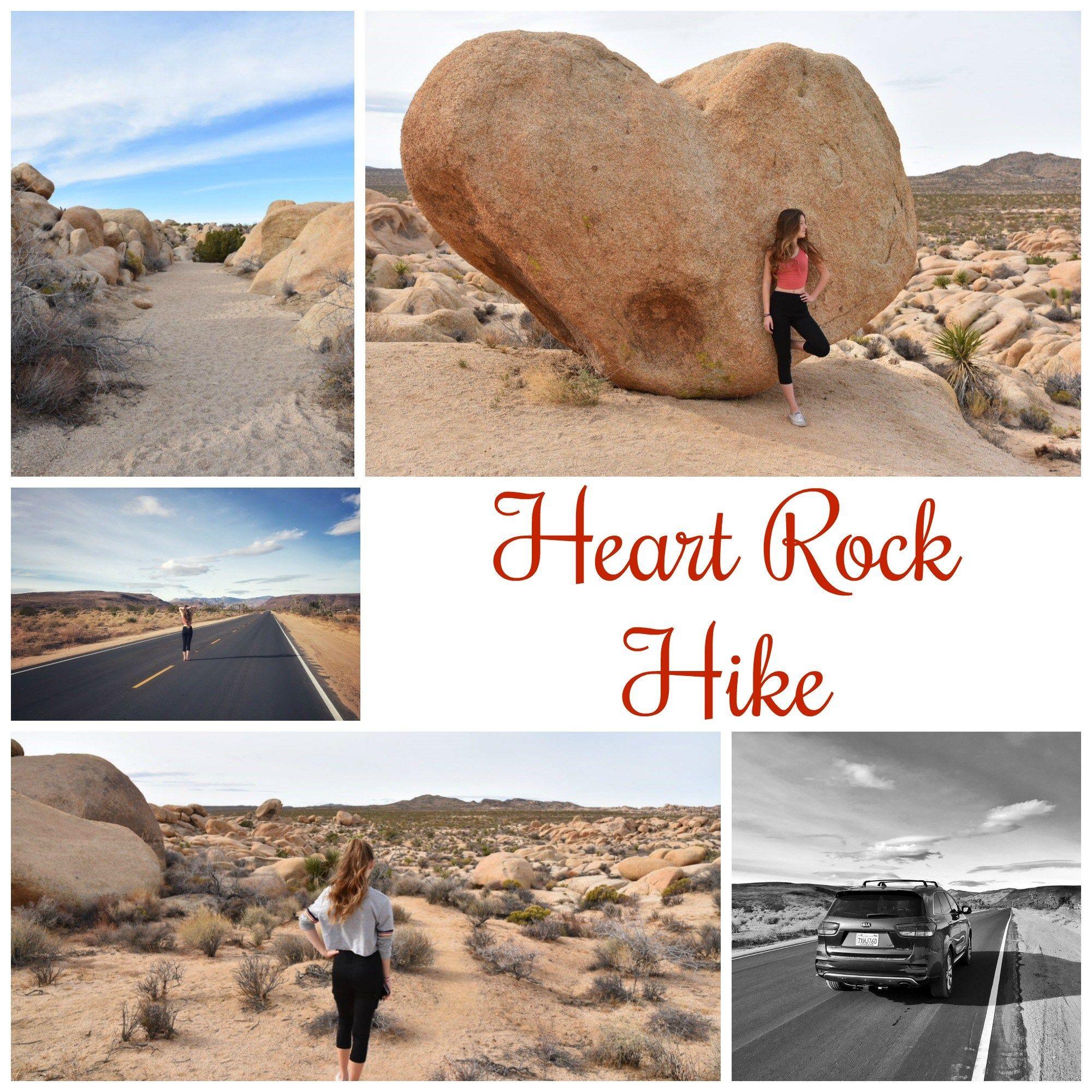 Hike to Heart Rock | OC Mom Blog