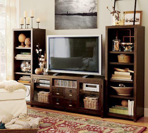 Nice Pottery Barn Franklin Persian Style Rug    Like This Living Room Too