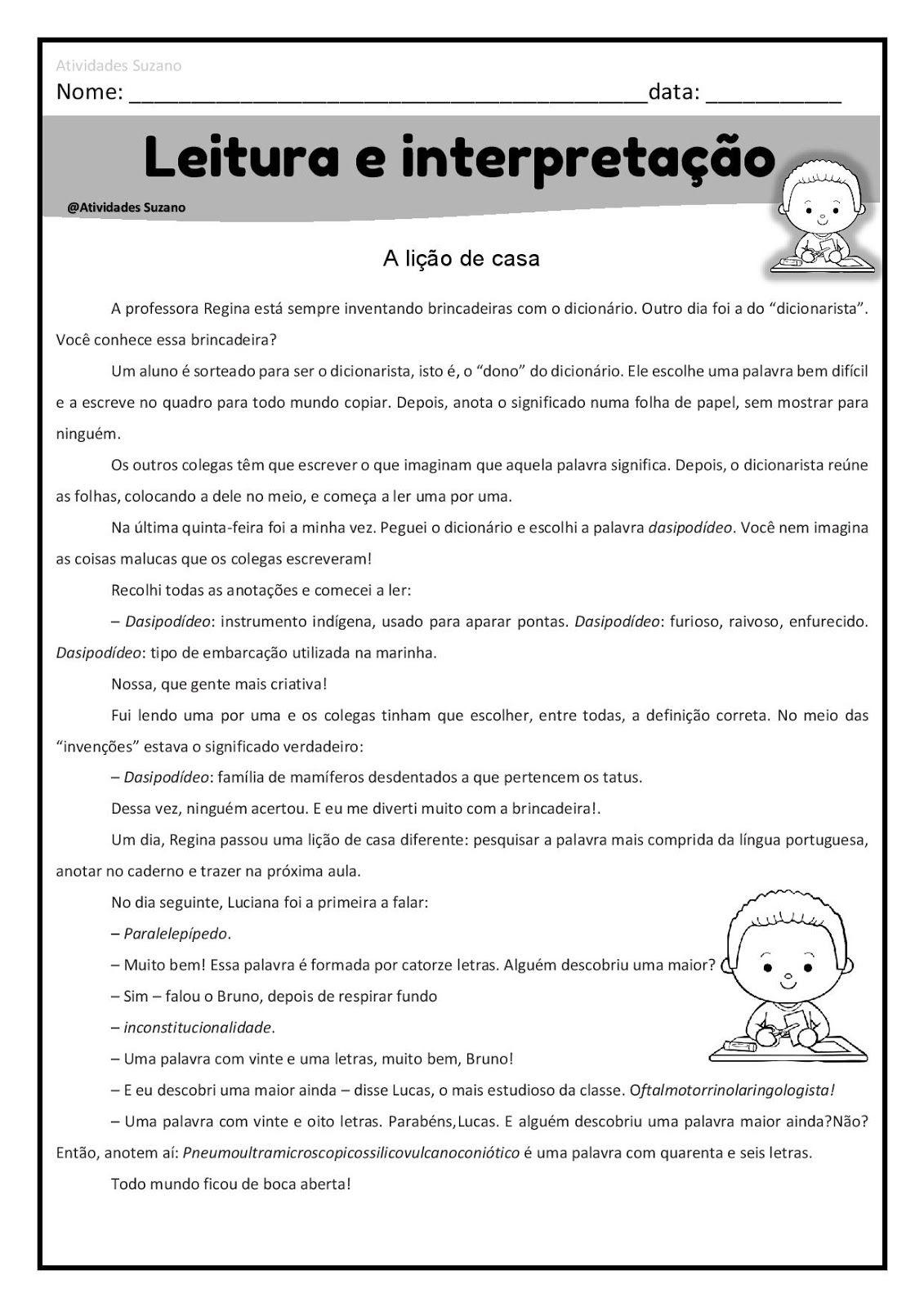 164178962 No blog Atividades Pedagógicas Suzano você encontra diversas atividades  para Educação Infantil e Ensino Fundamental.