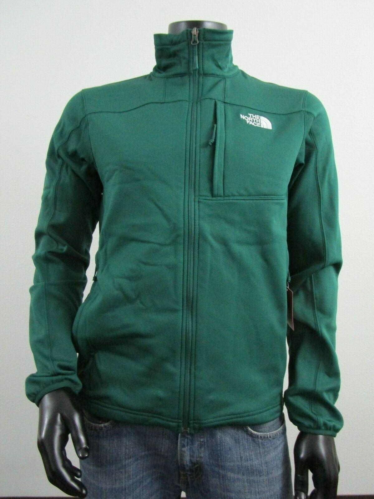 Nwt Mens Tnf The North Face Cinder 200 Fz Tenacious Fleece Jacket Green North Face Fleece Jacket Fleece Jacket North Face Fleece [ 1599 x 1200 Pixel ]