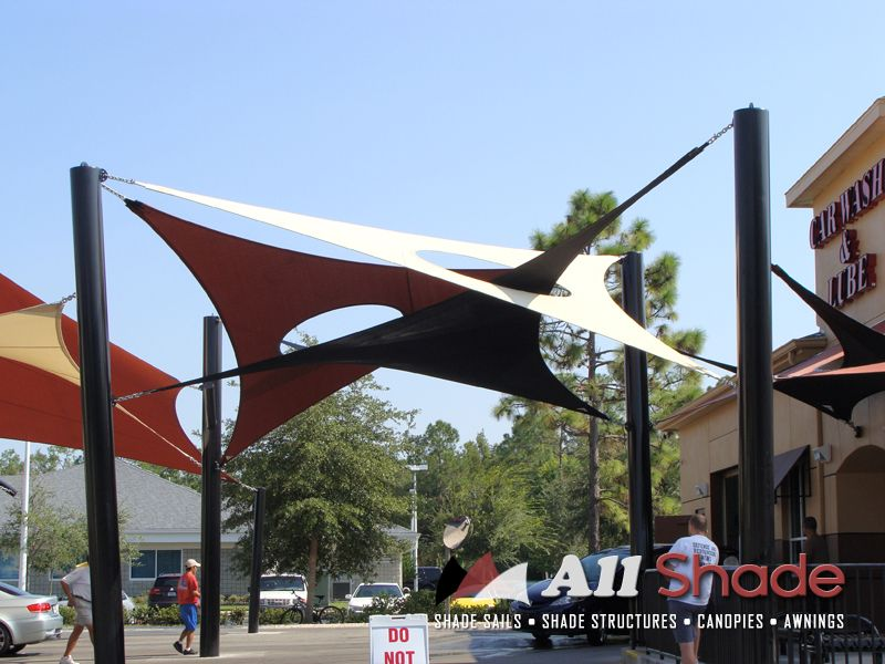 Shade Structure Shade Sail Canopy Awning (5) : sail awnings canopies - memphite.com