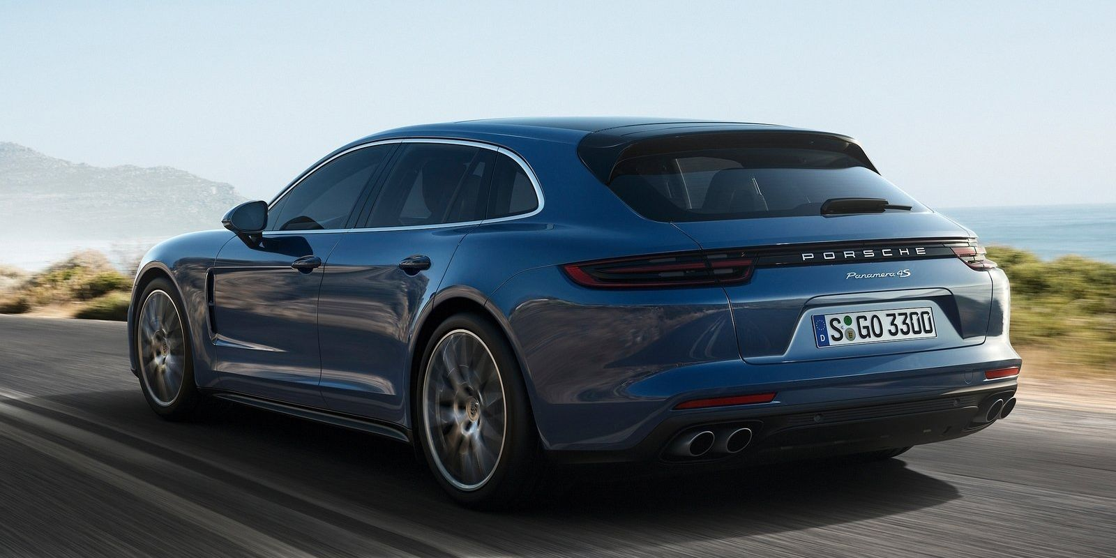 The 16 Most Powerful Wagons On Sale Today Porsche
