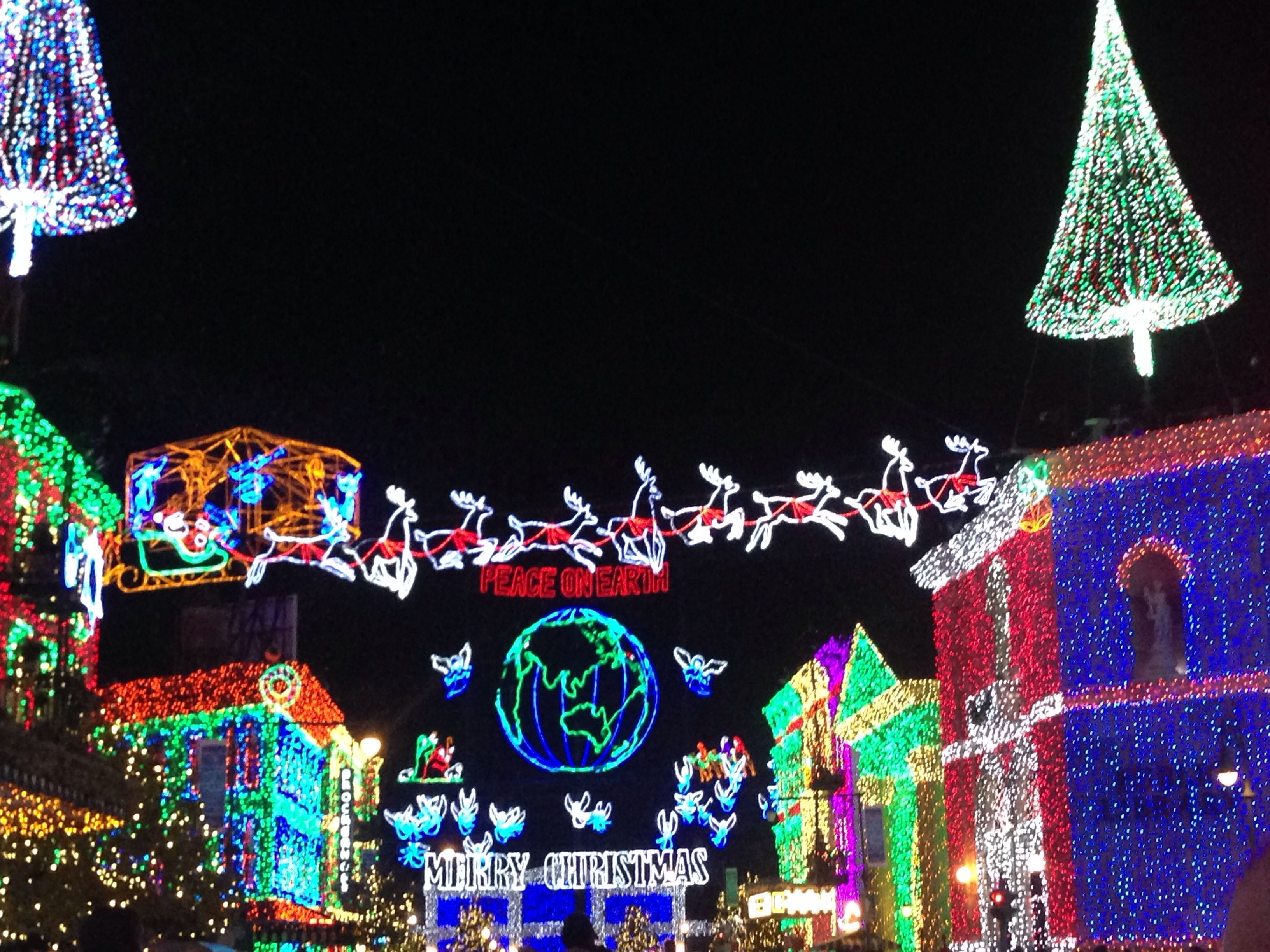 Osborne Lights, Disney Studios