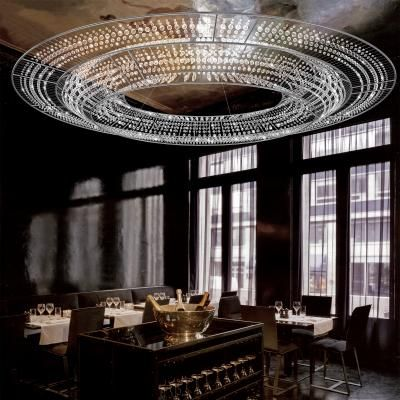 Lighting for high ceilings large scale interior lighting floor lights