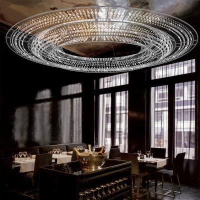 Lighting for high ceilings large scale interior lighting floor lights